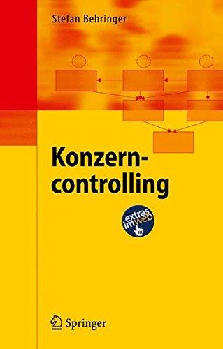 Konzerncontrolling (German Edition)