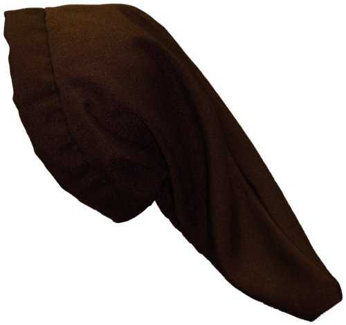 Alexanders Costumes Dwarf Hat, Brown, One Size