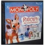 Monopoly - The Rudolph The Red-Nosed Reindeer Collectors Edition (Bi-Logo)