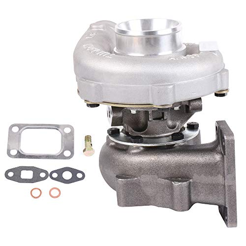 SCITOO SDD-TBCT04E63 Turbo Turbocharger Fits 1994-2001 Acura Integra 1990-2015 Honda Civic 1993-1997 Honda Civic del Sol 1988-1991 Honda CRX 1990-2001 Honda - Turbo Del Sol