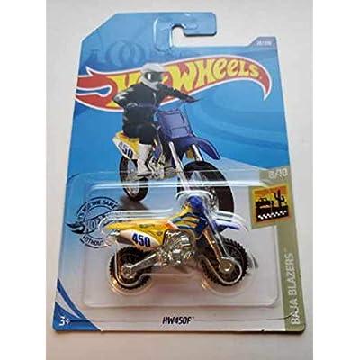 Hot Wheels 2020 Baja Blazers HW450F, 28/250 Yellow: Toys & Games