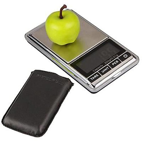 Mini 300G/0.01G Digital Scales Pocket Electronic Jewelry Scale Balance Weight Lcd Display Precision Gram