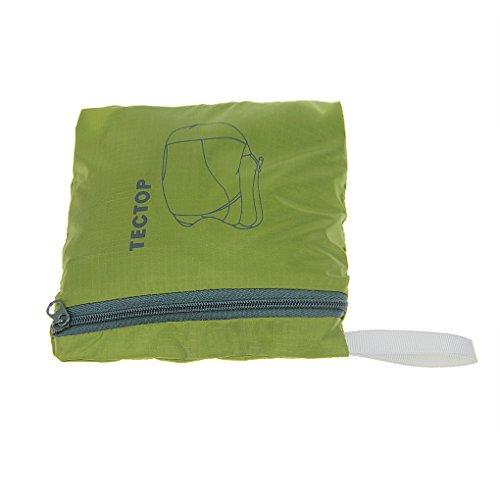 Facile Tracolla Trasportare Formato Canna Comoda Verde Ultraleggero Pesca 14l Zaino Resistente Unimango Turistica Da d0qdA