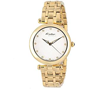 Kolber Classiques Women's Silver Dial Stainless Steel Band Watch - K1097221754