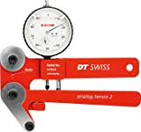 DT Swiss DT T/e/n/s/i/o dial tensiometer, red