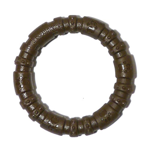 Choo Chums Chocolate Ring Large - for dogs