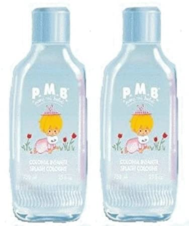 Para Mi Bebe Baby Cologne Family Size 25 oz - Imported From Spain (2 Blue