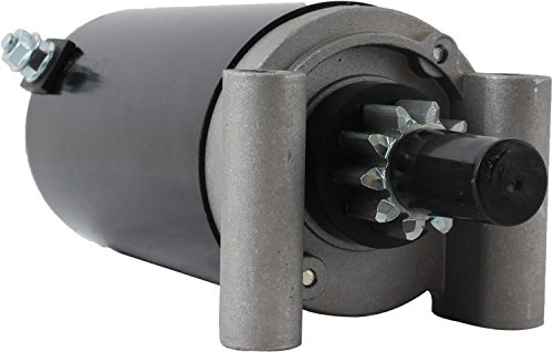 DB Electrical SAB0157 Starter For Cub Cadet Kohler Courage Twin 1045 1046 1550 1554 1050 32-098-01S 3209801S K0H3209801S Toro Lawn Tractor Kohler 23 25 Hp 2007-2009 New Holland Lawn Mower ()
