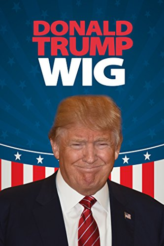 (Donald Trump Wig - Mr. Millionaire Wig Adult Costume)