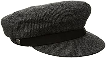 1930s Men's Costumes: Gangster, Clyde Barrow, Mummy, Dracula, Frankenstein Brixton Mens Kurt Workwear Hat $42.00 AT vintagedancer.com