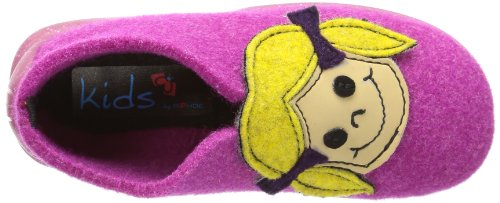 Rohde Tubbie 2076 Unisex-Kinder Hausschuhe Pink (pink 46)