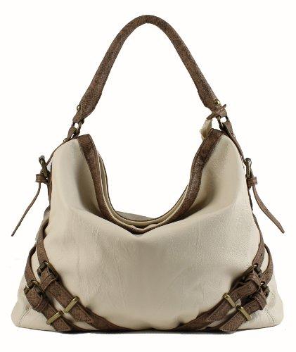 Scarleton Large Hobo H106502 – Ivory, Bags Central