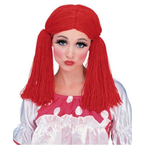 (Women Raggedy Ann Mop Wig By Dress Up)