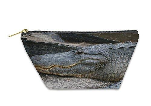 Gear New Accessory Zipper Pouch, Kopf Vom Alligator, Large, - Vom Zipper