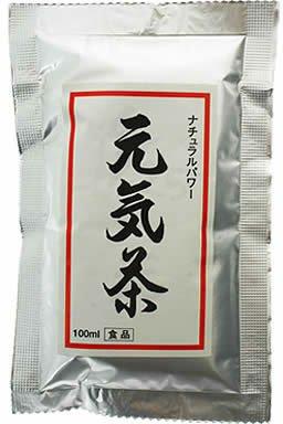 ナチュラルパワー 元気茶 100ml   B0013IF91S