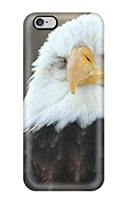New Bald Eagle Hd Wide Tpu Case Cover, Anti-scratch FCTFjwS9364omYkm Phone Case For Iphone 6 Plus
