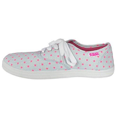 donna Pink Espadrille Athletics Grey Beach UAzT1