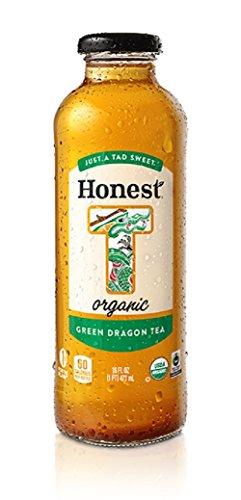 Honest Tea Green Dragon, 16 Oz - 12 Per (Cocoa Green Tea)