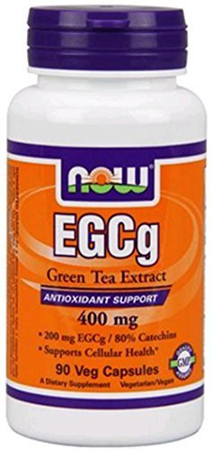 - Now Foods Egcg Green Tea Extract, 90 Vcaps (Pack of 2) by NOW