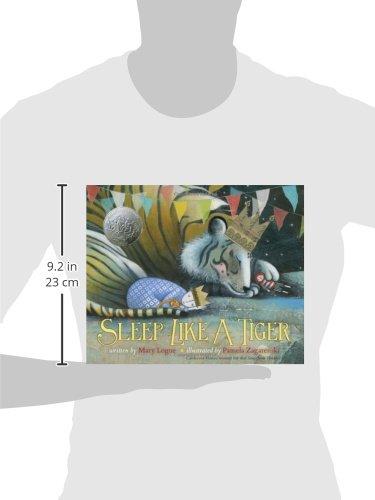 Sleep Like a Tiger (Caldecott Medal - Honors Winning Title(s))
