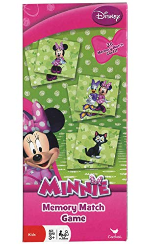 Disney Minnie Mouse Bowtique Memory Match Game