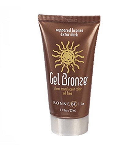 bonne-bell-gel-bronze-417-coppered-bronze-extra-dark-11-fl-ounce-pack-of-2