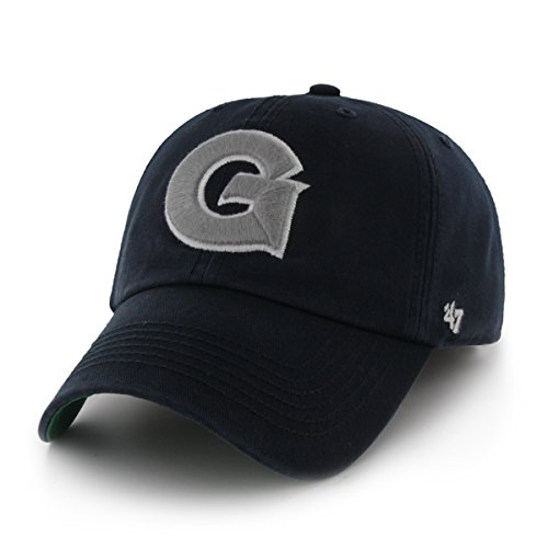 '47 NCAA Georgetown Hoyas Franchise Fitted Hat, Navy - Georgetown Gear