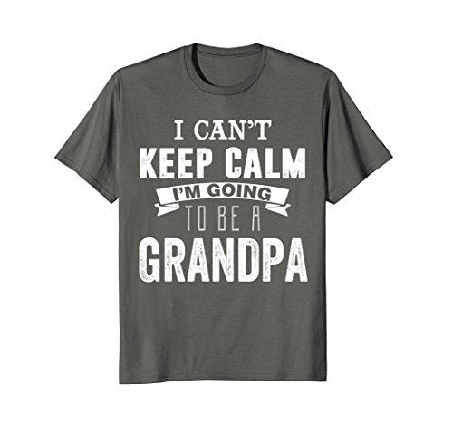 Family Shirt I Cant Keep Calm Im Going To Be A Grandpa