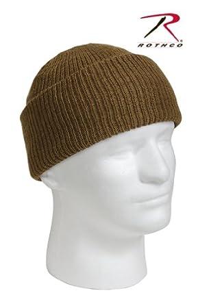 39f8db23ad6b7 Amazon.com   Rothco Genuine U.S.N Wool Watch Cap