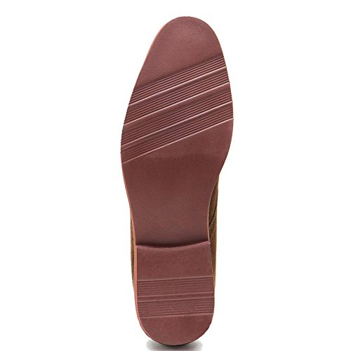 Red Tape Dorney, Herren Desert Boots Dunkelbraun