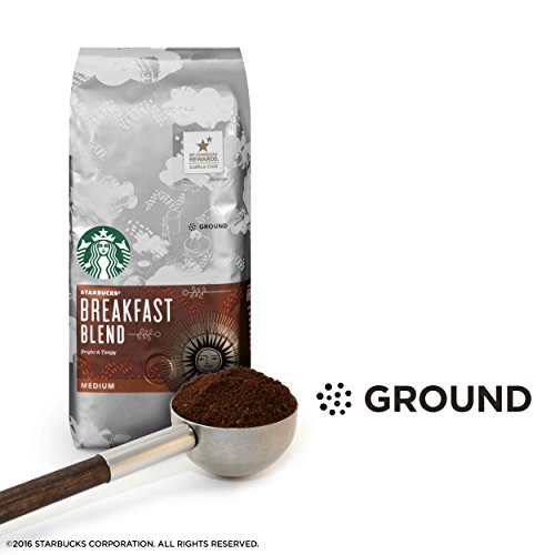 Review Starbucks Breakfast Blend Medium