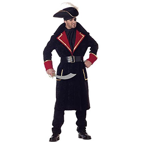 Adult Captain Scurvy Pirate Costume for $<!--$45.95-->