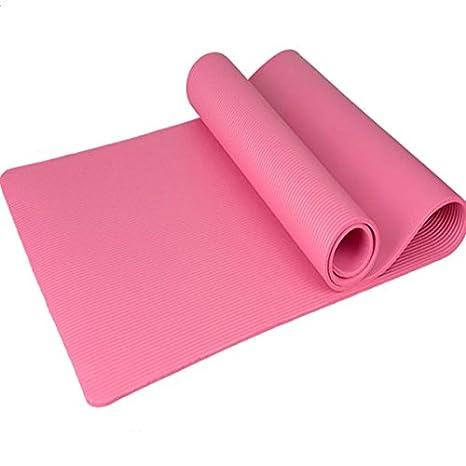 Amazon.com : Wegi King 10mm Yoga Mat, Non-Slip Fitness ...