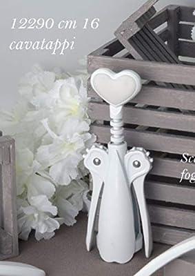 Bomboniere Matrimonio Amazon.Leila Apribottiglia Cavatappi Cuore In Scatola Regalo Bomboniera