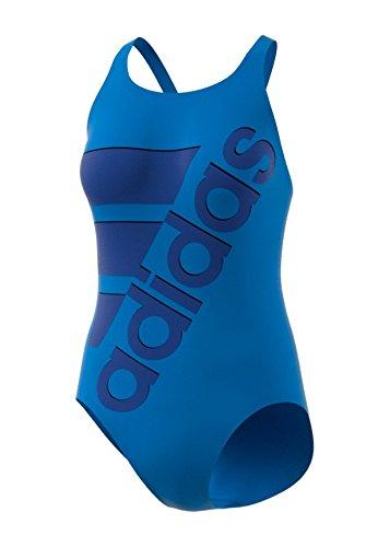 adidas INF+ SOL 1PC - Badeanzug für Damen, Farbe Blau, Größe