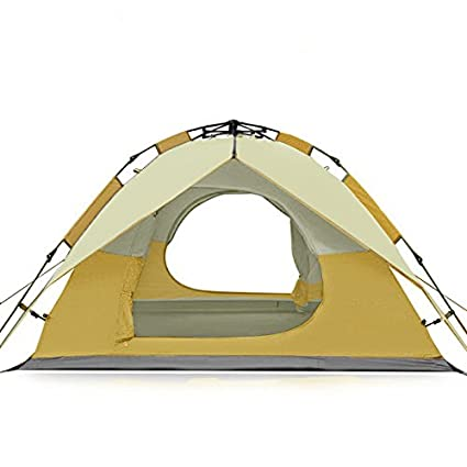 Amazon Com Fivejoy Instant 3 Person 3 Season Dome Tent Double