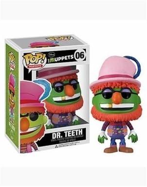 """Muppets Jim Henson con Kermit 3.75/"""" POP Vinilo Figura Funko 20 Pop iconos"""