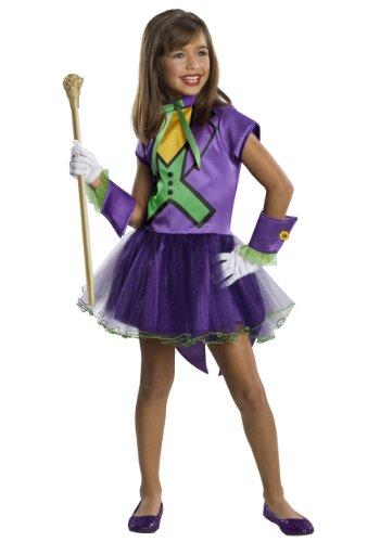 The Joker Costume - Medium (Joker Fancy Dress Costumes)