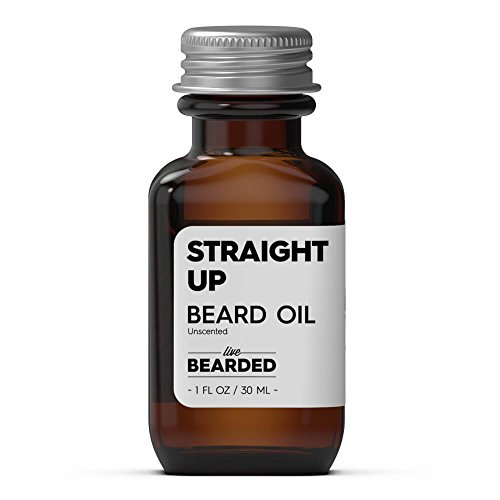 Unscented Live Bearded Straight Natural