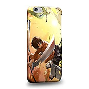 """The most popular Attack on Titans Elen Yeager Protective Snap-on Hard Back Case Cover for Apple iphone 5s"""""""