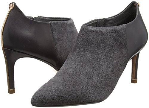 Baker grey Ted Femme Gris Bottes Akashers Classiques aTzRvUq