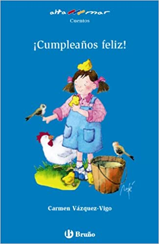 Cumpleanos Feliz! / Happy Birthday! (Alta Mar: Cuentos ...