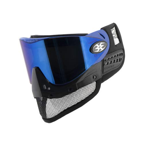 Empire E-Mesh Airsoft Goggle System (Blue - Thermal Mirror Blue Lens) by Empire