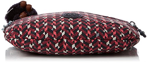 Women's Chevron Handbags Kipling Arto Pink Multicolour S gd8n1q