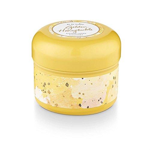 Illume Gold Honey Gbl Tin Candle, 1 EA