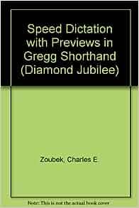 gregg shorthand diamond jubilee pdf