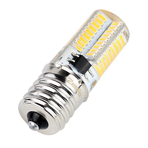 ZEEFO E17 LED Bulbs, Dimmable 4 Watt Warm White 3000K, Intermediate