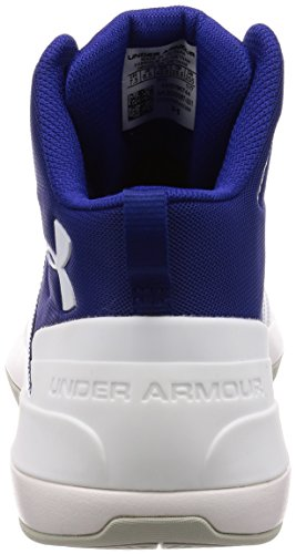 Hombre Under 501 para Zapatos Armour Rocket 3 UA Blue Formation de Baloncesto Azul wBwqF