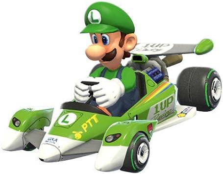 Caja Coche Pull Speed Mario Kart 8 Nintendo Circuit Special Luigi ...
