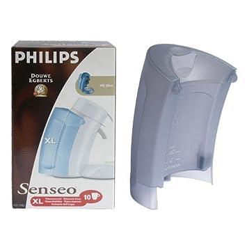 HD7805 hd7817 hd6556 hd7804 hd7803 Réservoir deau XL pour Philips Senseo Original Réservoir 1,5L pour hd6553 HD7811 hd6555 hd7818 hd6554 HD7810 hd7819 Phillips